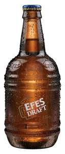 Efes 500ml Draft £1.99 each or 2 for £2.50 @ Morrisons