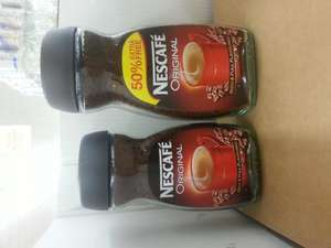 Nescafe original coffee £3.99 @ Lidl