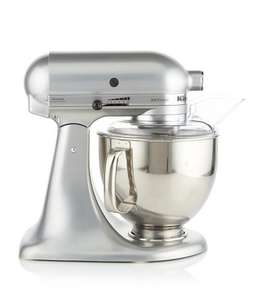 KitchenAid Artisan Mixer - 10% extra off this weekend only - £323.10 + £5.95 delivery = £329.05 @ Harrods
