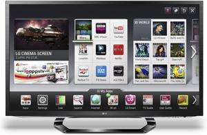 "LG 55LM640T 55"" Full HD Freeview HD Cinema WiFi 3D Smart LED £899.96 @ 123AV"