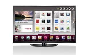 LG 50PH660V - FULL HD PLASMA SMART 3D TV WITH FREEVIEW HD, WI-FI READY AND 600HZ £580.90 @ TVandVideodirect