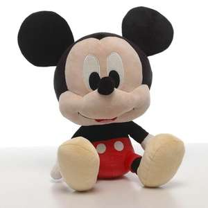 "Mickey Mouse Big Head 17"" Soft Toy £8 @ Debenhams"