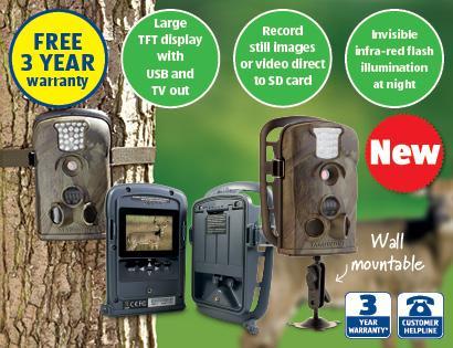 Wildlife Camera - ALDI - £79.99 from 20th June