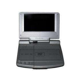 """WHARFEDALE WDP-127 PORTABLE DVD PLAYER 7"""" INCH SCREEN WITH REMOTE CONTROL - NEW £19.99 @ Argos outlet on ebay"""