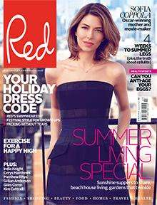 Free issue of Red magazine worth £4 from red-magazine.co.uk