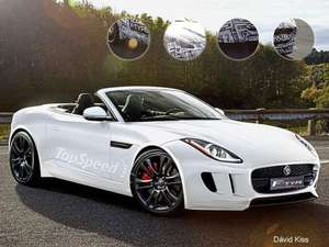 New Beautiful Jaguar F-TYPE Not for everyone but still what a car.. Order online or visit your local Dealer Starting from £58520.00