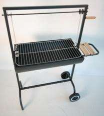 Cater-Grill Heavy Duty Half Barrel Charcoal Barbecue £29.94 (£7.95 P&P) @ caterkwik
