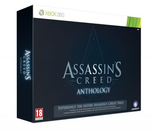 Assassin's Creed Anthology Xbox 360 £55.39 @ Amazon