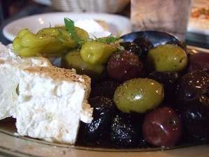 Pick of The Street - Deli Greek Olives & Feta Cheese 60p per 100g @ Morrisons (better than half price)