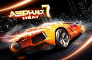 Free Asphalt 7:Heat for android devices from Virgin@ Gameloft Wapshop