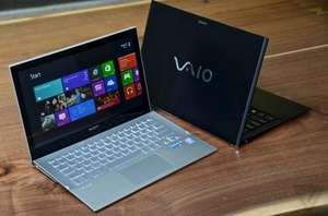 Sony VAIO Pro 13 Intel Haswell Ultrabook with FREE 4 year Sony Warranty TODAY ONLY and 12 Months 0% Finance Available £939 @ Sony UK