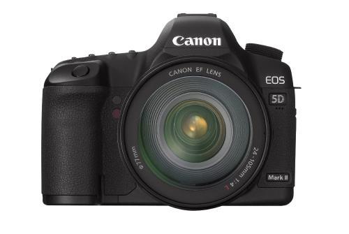 Canon Digital SLR Camera EOS 5D Mark II + EF24-105 Kit £3199.99 down to £1799.99 @ Amazon