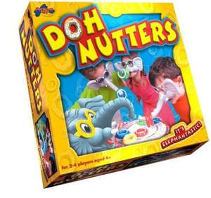 Doh Nutters Game now £4.50 del @ Amazon