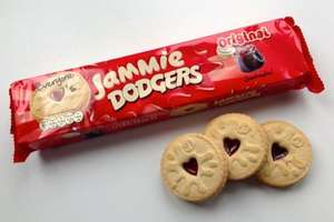 jammy dodgers 3 for 1.00 at poundland