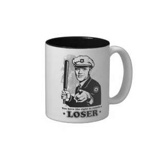 Officer Loser Mug £22.10