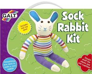 Galt Sock Rabbit Kit was £7.97 now £3.99 del to store @ Tesco