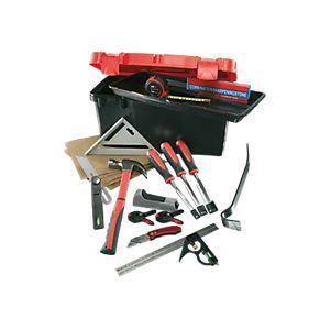 Forge Steel Carpenters Tool Kit 16Pcs £21.99 @ Screwfix
