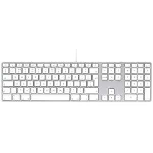 Apple Keyboard with Numeric Keypad - Now Scanning at £10 @ Tesco Instore (RRP: £40)