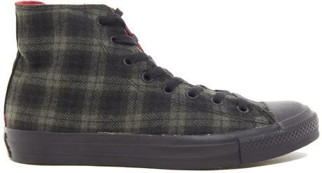 Converse Chuck Taylor Wool Hi Top Plimsolls - £18 @ Asos