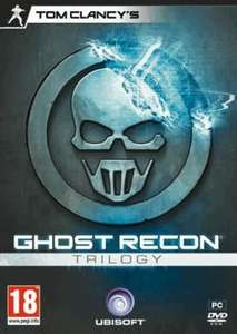 Tom Clancy's Ghost Recon Trilogy £5 @ game.co.uk