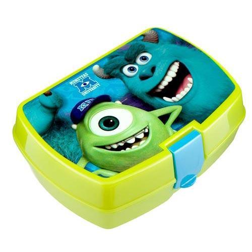 Monsters University Lunch Box £1.00 @ POUNDLAND