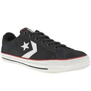 Converse Trainers from £24.99 including FREE next day delivery + 5% cashback @ Schuh