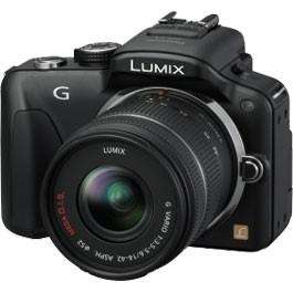 Panasonic Lumix G3 + 14-42mm Lens £235.95 @ UK Digital