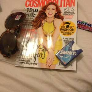 COSMO with sweets and sunnies £1!