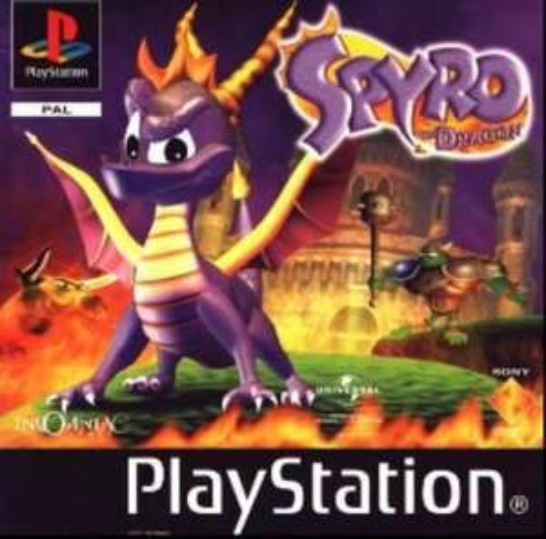 Spyro The Dragon Trilogy £3.99/ £3.59 for ps plus Ps3/Vita/PSP