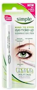 Register for your FREE Kind To Eyes Eye Make-Up Corrector Pen