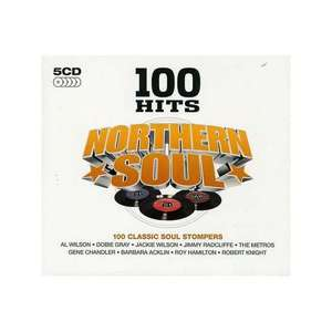 Northern Soul - 100 Hits - Boxset ( 5 CDs) for £5.00 or £4.50 mix and match (other music available - see link) @ Asda direct