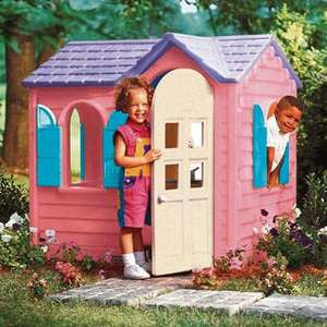 Little Tikes Country Cottage Pink £187.49 @ Smyths Toys (£299 @ ToysRus)