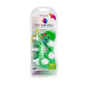 Rock Candy Xbox 360 wired controller £10 @Asda