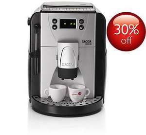 GAGGIA UNICA Fully automatic espresso machine RI9933/70 £226.25 @ Philips Online Shop UK