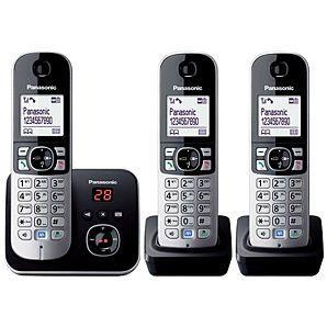 Panasonic KX-TG6823EB Triple Digital Phone £40.00 @ AsdaDirect