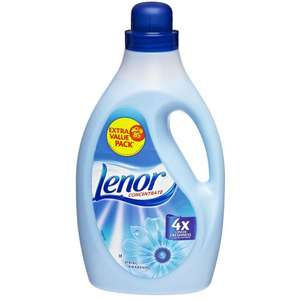 Lenor 2.905l Fabric Conditioner only £3.99 at Home Bargains  RRP £6.70