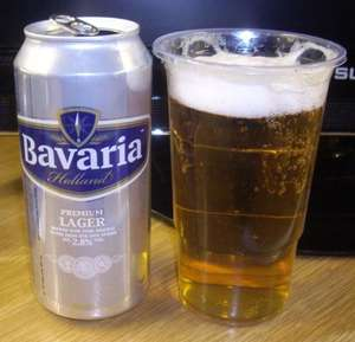 Bavaria Premium 2.8% Lager 4x440ml cans £1.79 @ ALDI