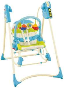 Fisher-Price Smart Stages 3-in-1 Swing, Seat and Rocker - £68.33 Delivered @ Amazon