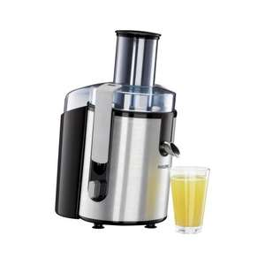 Amazon Philips HR1861 Whole Fruit Juicer, Aluminium for £59.99, actual price is £110 around 45% off,   Great Juicer