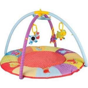 Beanstalk Baby Playmat and Gym.  £12.99 @ Argos