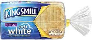 Kingsmill bread 2 for 1.50 at iceland