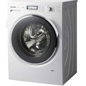 Panasonic NA148VX3WGB 8kg washing machine incl 6yr parts and labour warranty £348.98 @ RGB Direct