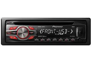 Pioneer DEH-1400UB CD RDS Tuner with WMA/MP3 Playback Ipod £39.90 @ Halfords
