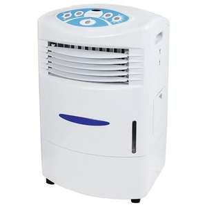 B&Q Prem-I-Air Evaporative Air Cooler with Remote Control and 20 L Water Tank  £50.00 was £150.00