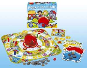 Orchard Toys Piggy In The Middle now £3.53 del @ Amazon