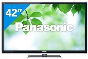 "Panasonic TX-P42ST50B 42"" Plasma Smart TV (1080p, Active 3D, Freeview HD) £598.49 from Hughes Direct (with code SAVE5)"
