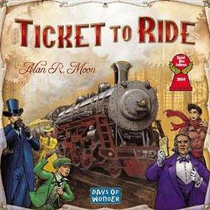 Ticket to ride board game £16 at Amazon