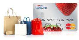 Tesco new 18-month 0% purchase card + Clubcard points on your purchases
