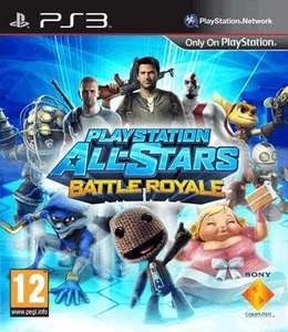 Playstation All-Stars Battle Royale (PS3) - £15 new @ Game