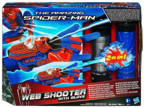 Amazing Spider-Man Mega Blaster Web-Shooter With Glove Set now £6.90 del @ amazon